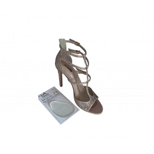 Clean Heels Gelpads - Förfotsstöd i gel